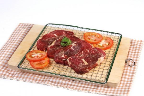 Beef Steak 4.50 per piece