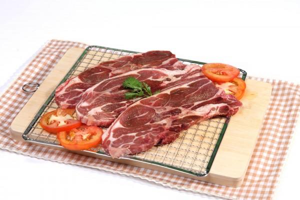 Lam Chop 4.50 per piece